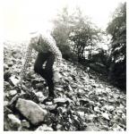 Ringwall von Otzenhausen 1965 (2)