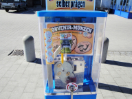 Kappeln - Souvenir-Münzen - Foto: Michaela Bielke (08.04.2013)