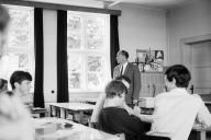 Klaus-Harms-Schule - Physikunterricht 1967