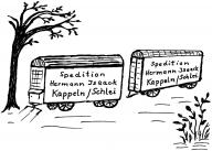 Möbelwagen von Isaack