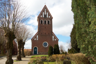 Christuskirche Gundelsby - Foto: Ulli Erichsen (02.04.2015)