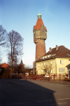 Kappeln - Wasserturm - Foto: Fritz Reinhardt (1975)