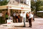 Realschule Kappeln - Deutschlandfahrt 1969