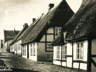 Maasholm - Westerstraße (60er-Jahre)