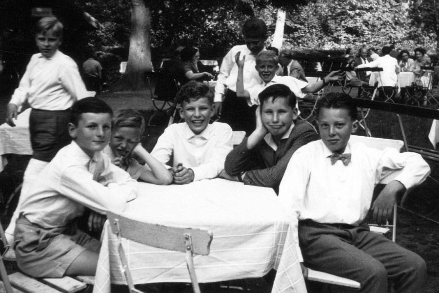 Klaus-Harms-Schule - Schulfest (15.06.1962)
