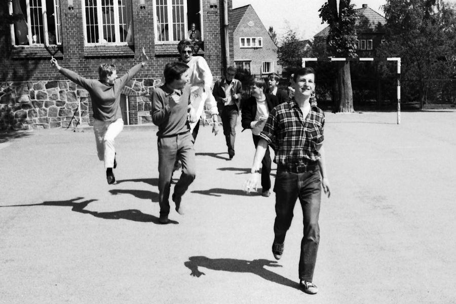 Klaus-Harms-Schule - Abitur (04.06.1969)