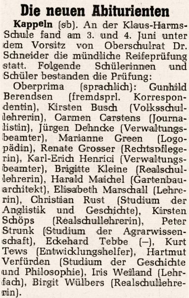 Schlei-Bote vom 6. Juni 1969