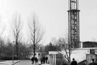 Berlin 1968 - Kaiser-Friedrich-Gedächtniskirche