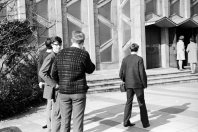 Berlin 1968 - St. Ansgar-Kirche
