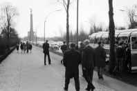 Berlin 1968 - Siegessäule