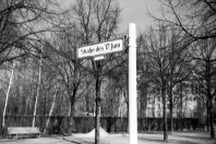 Berlin 1968 - Straße des 17. Juni