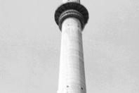 Ost-Berlin 1968 - Fernsehturm