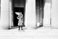 Ost-Berlin 1968 - Mahnmal Unter den Linden