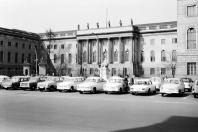 Ost-Berlin 1968 - Humboldt-Universität