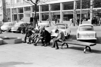 Ost-Berlin 1968 - Unter den Linden