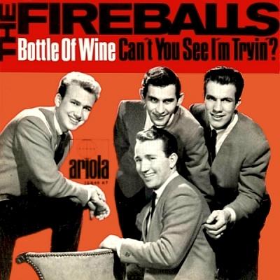Single-Cover - Bottle Of Wine