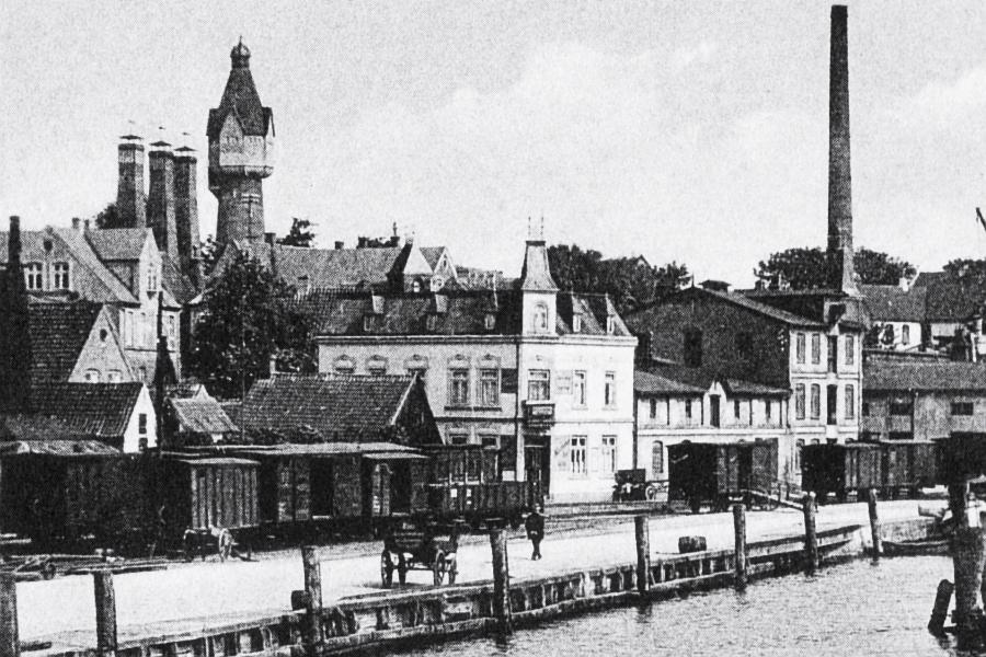 Kappeln - Nordhafen