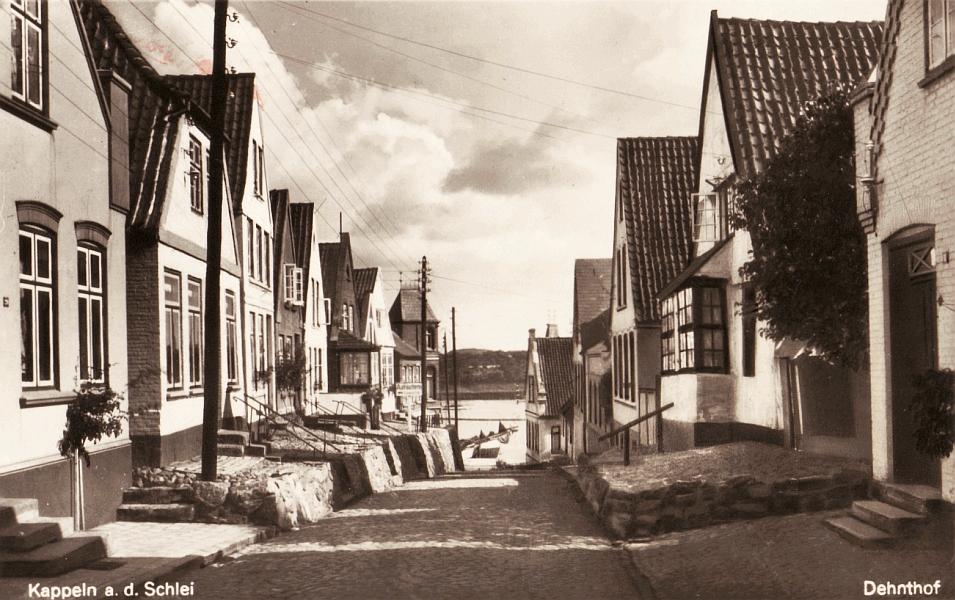 Kappeln - Dehnthof (1953)