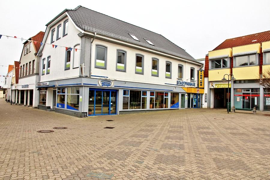 Kappeln - Rathausmarkt - Foto: Eckhard Schmidt (2012)