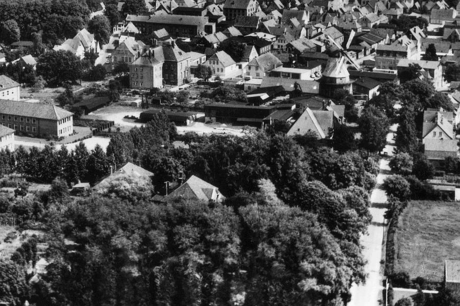 Kappeln - Schleswiger Straße (1963)