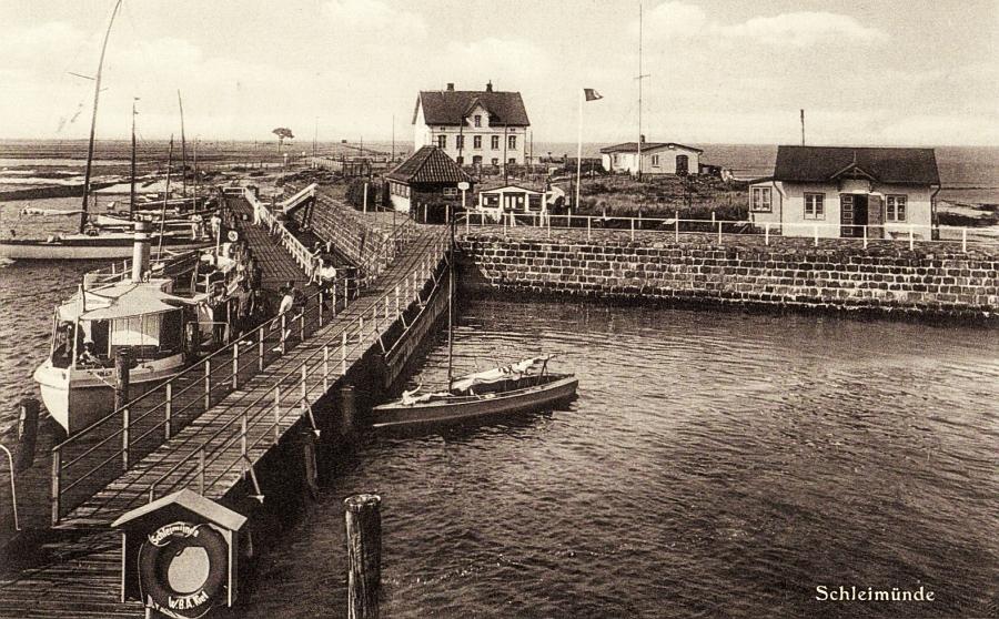 Lotseninsel Schleimünde (1939)