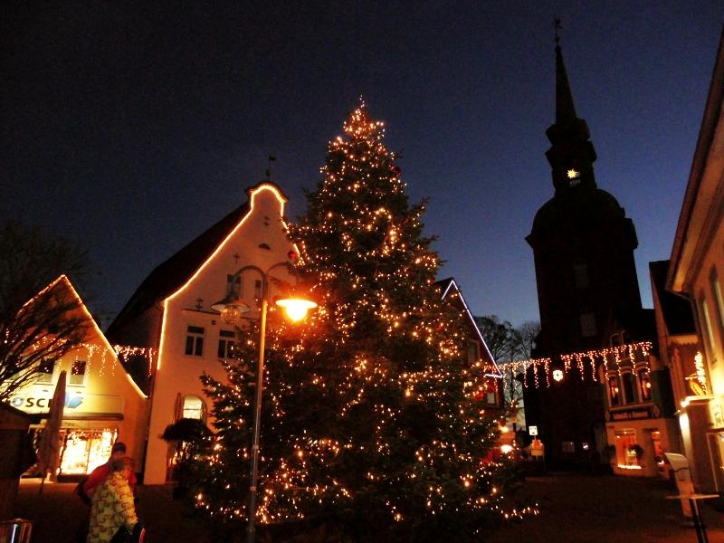 Kappeln - Advent 2017 - Foto: Michaela Fiering (04.12.2017)
