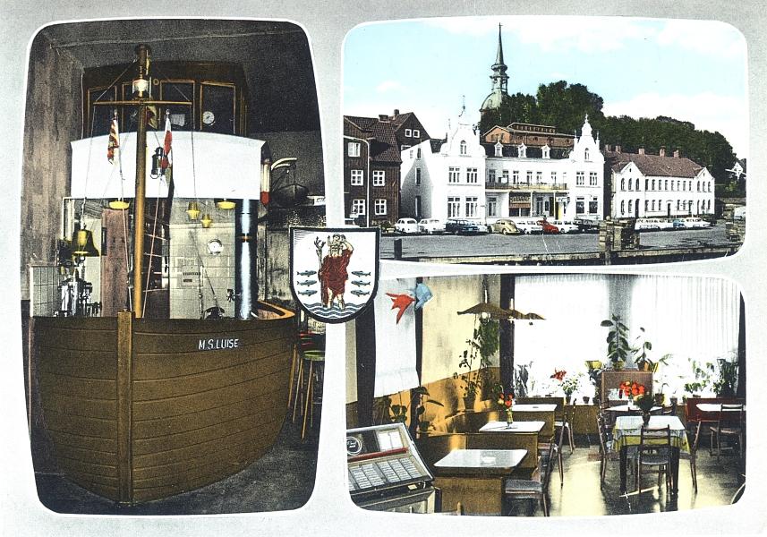 Kappeln - Zum Leuchtturm (etwa 1970)