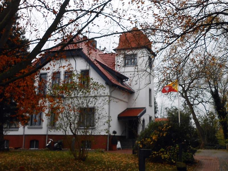 Villa Bechler - Foto: Maren Sievers (19.11.2014)
