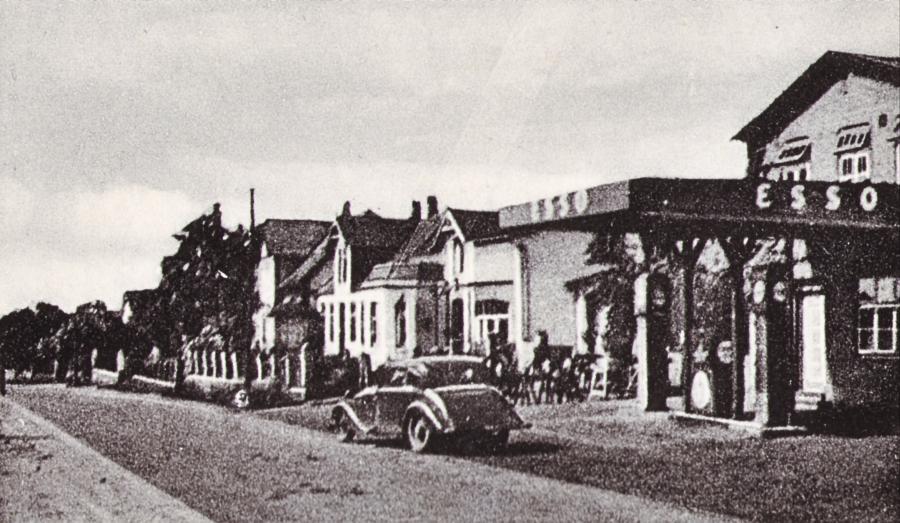 Bilderrätsel Nr. 168 - Mehlby - Flensburger Straße