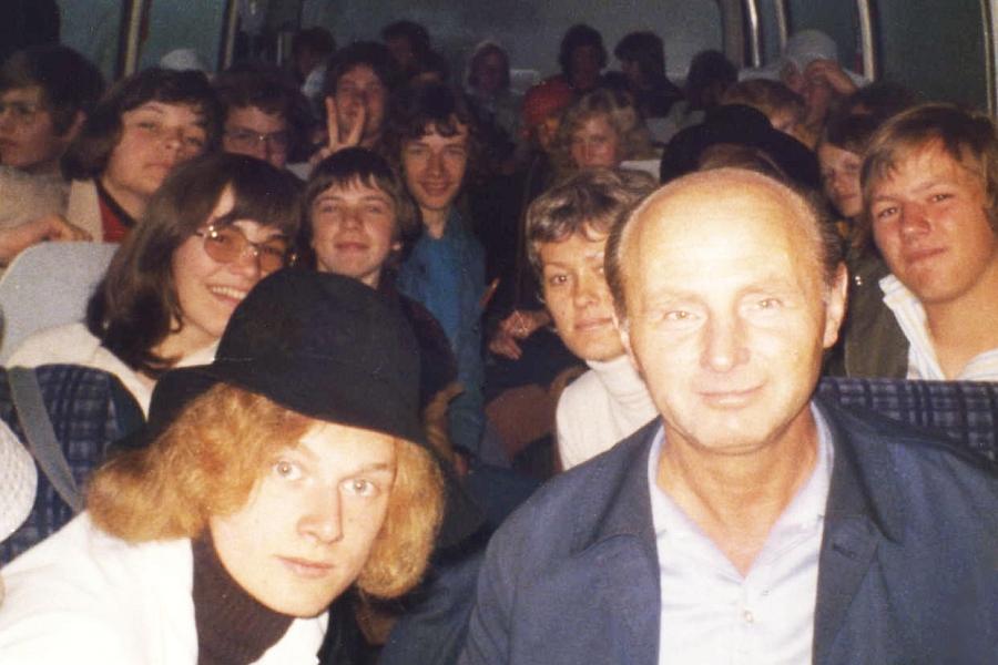 Bilderrätsel Nr. 65 - Rosemarie Lange - Foto: Heino Küster (1974)