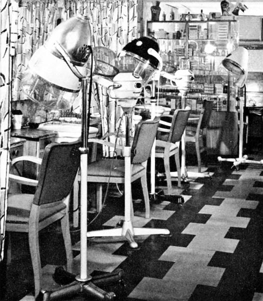 Bilderrätsel Nr. 66 - Salon Ebel (ca. 1959)