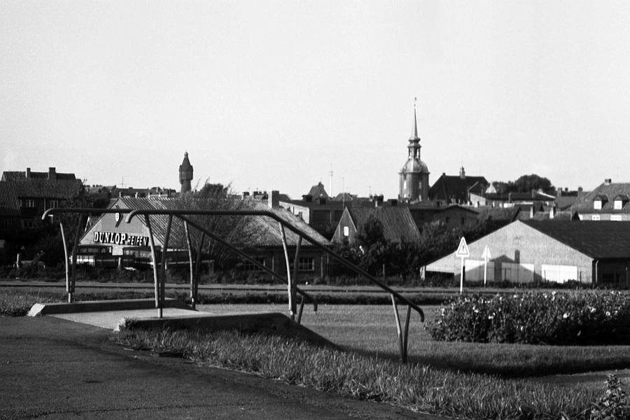 Bilderrätsel Nr. 69 - Kappeln -Theodor-Storm-Straße - Foto: Manfred Rakoschek (1966)