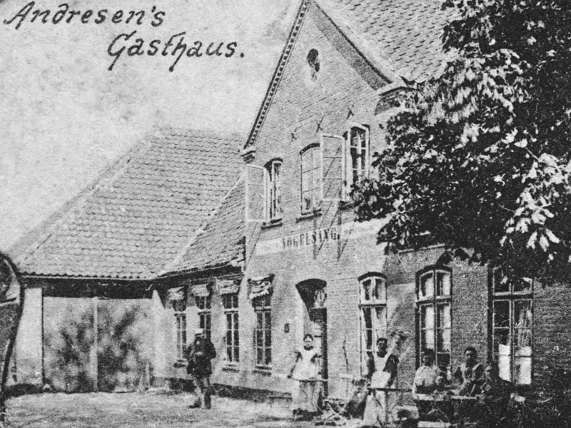 Bahnhof Vogelsang