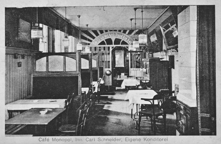 Kappeln - Café Monopol (1911)