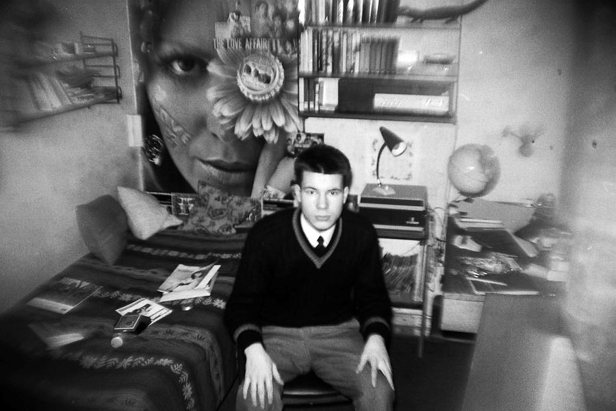 Bilderrätsel Nr. 481 - Selfie von 1968