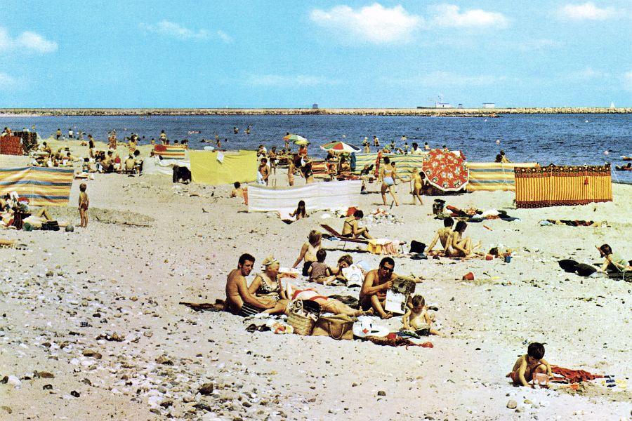 Weidefelder Strand 1972