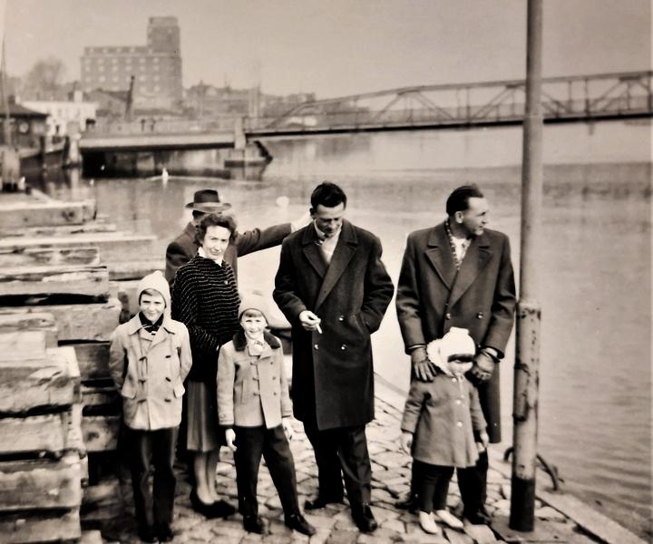 Kappeln - Südhafen (1961)