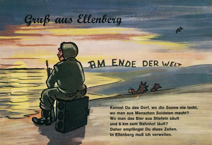 Gruß aus Ellenberg