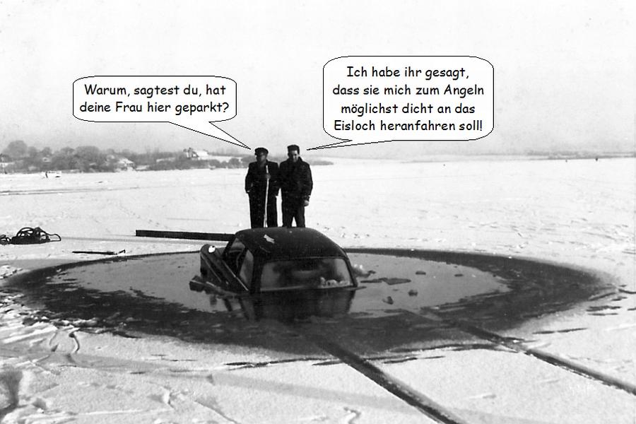 Parken - Text: Heino & Katrin