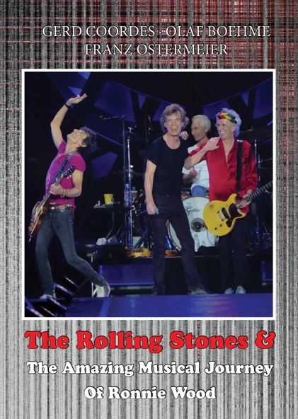 G. Coordes u. a. - The Rolling Stones ...  - (Buchcover)