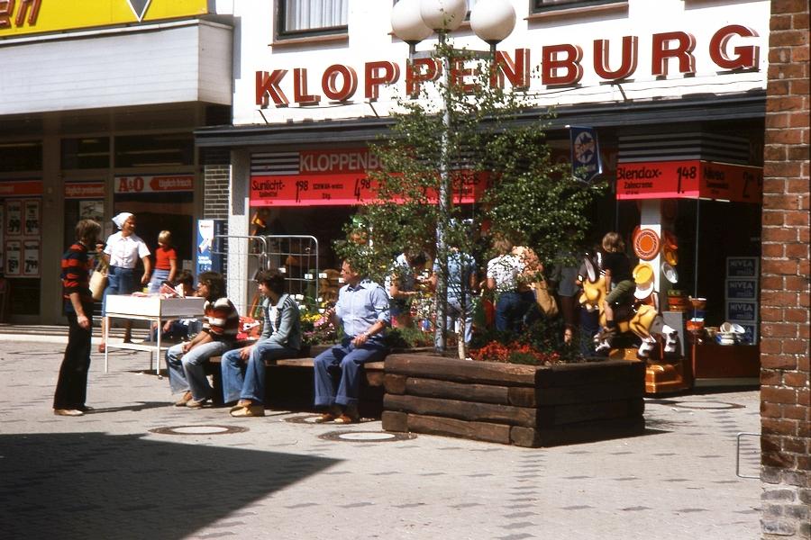 Kappeln - Schmiedestraße 17 - Foto: Fritz Reinhardt (1977)
