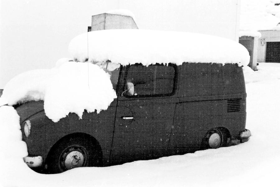 Wolfgangs 2. Auto - Frdolin (1979)