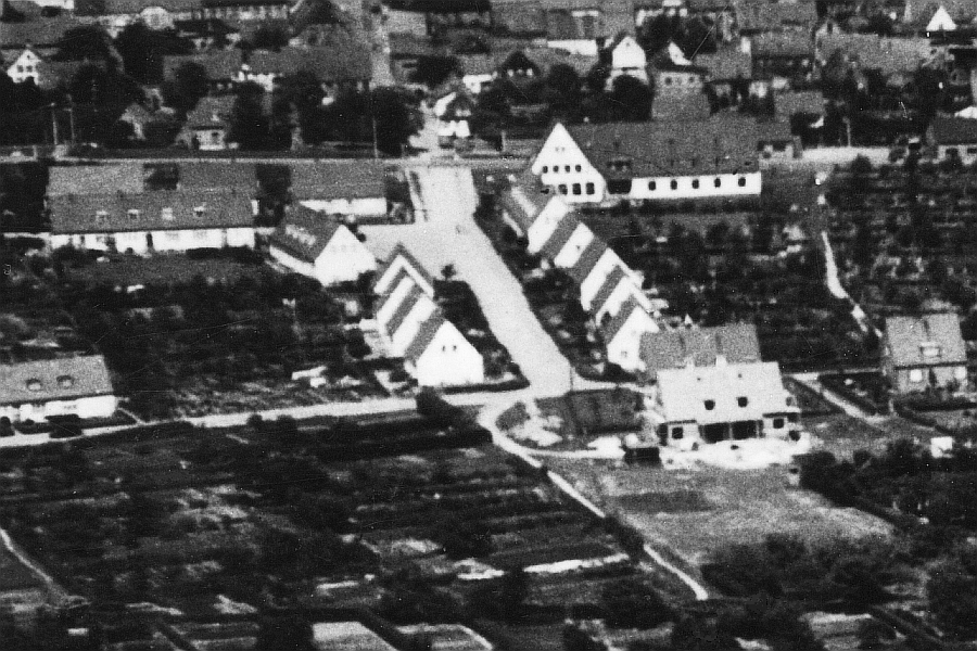 Kappeln - Theodor-Storm-Straße (50er-Jahre)