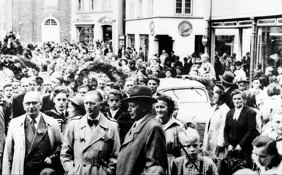 Mittelschule Kappeln - Gilde 1951