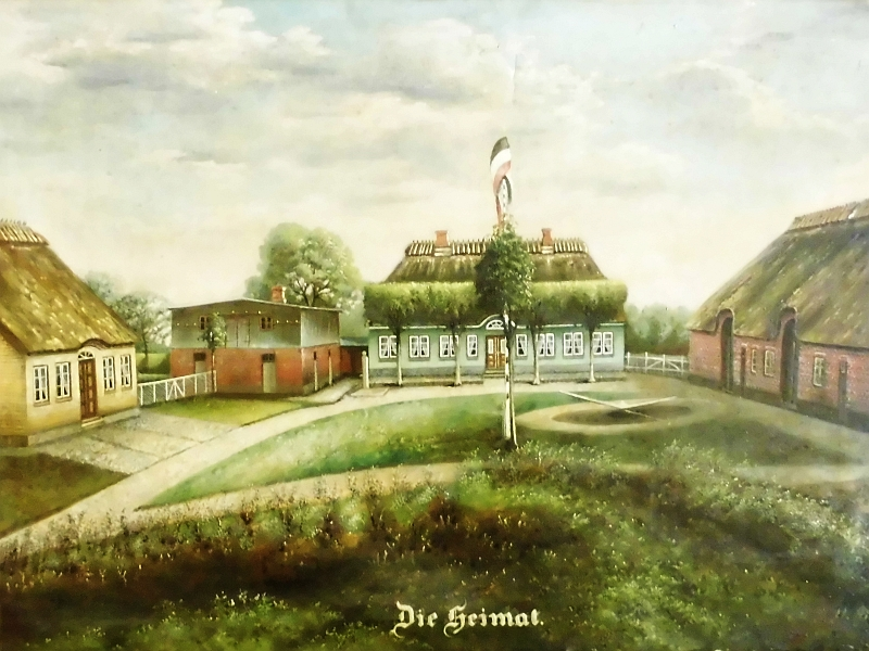 Hof Hansen in Grödersby