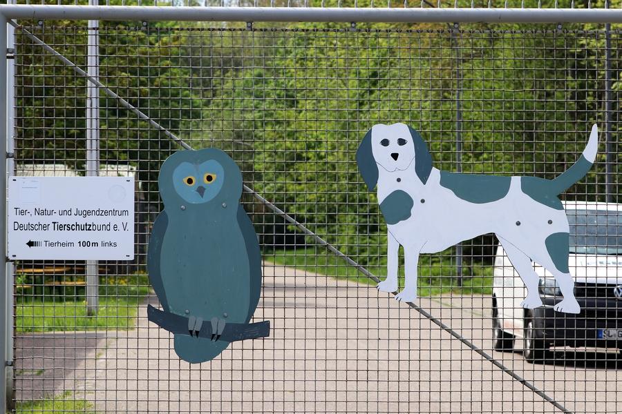 Tier-, Natur- und Jugendzentrum Weidefeld - Foto: Holger Petersen (15.05.2018)