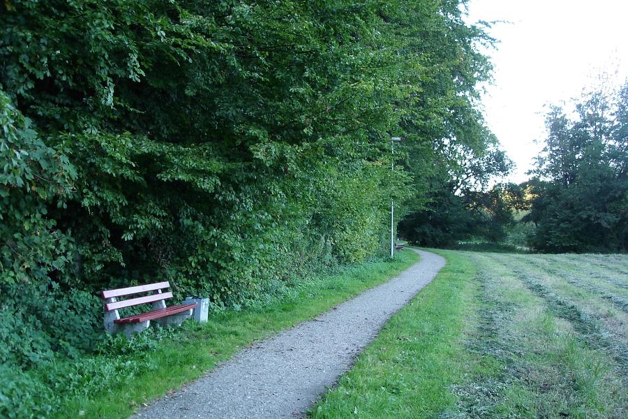 Kappeln - Rundweg an den Hüholzteichen - Foto: Ingwer Hansen (2013)