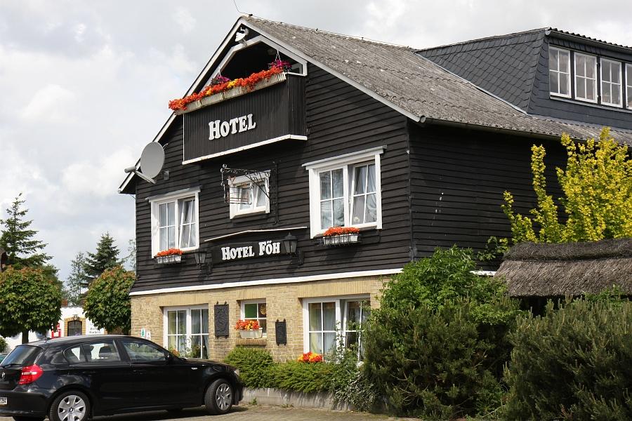 Olpenitz - Hotel Föh - Foto: Holger Petersen (2009)