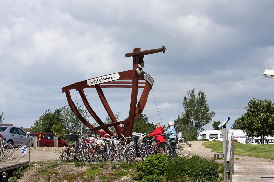 Maasholm - Slessmynna - Foto: Holger Petersen (2009)