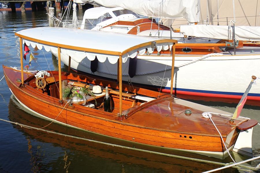 "Arnis - ""Traumboot der Liebe"" - Foto: Holger Petersen (2014)"